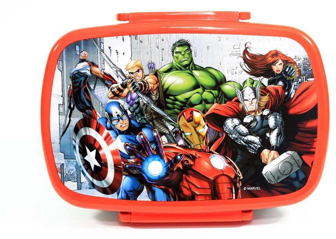 Box na svačinu Avengers