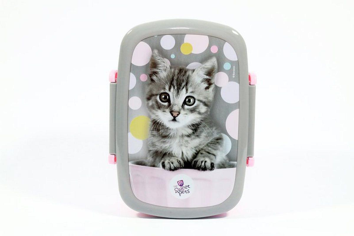 Box na svačinu Sweet Pets Kotě