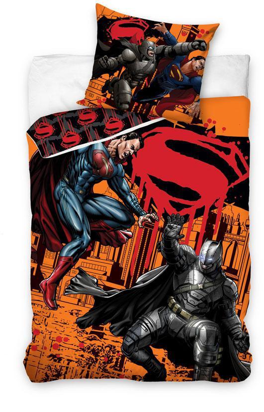 Povlečení Batman vs Superman 140x200
