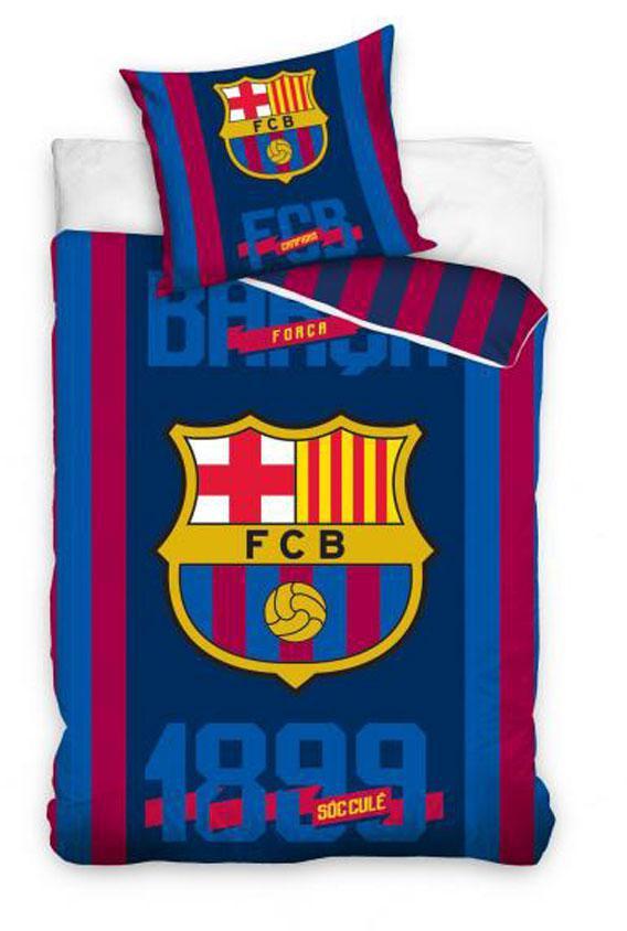 Povlečení Barcelona Champoins 140x200, 70x80 cm