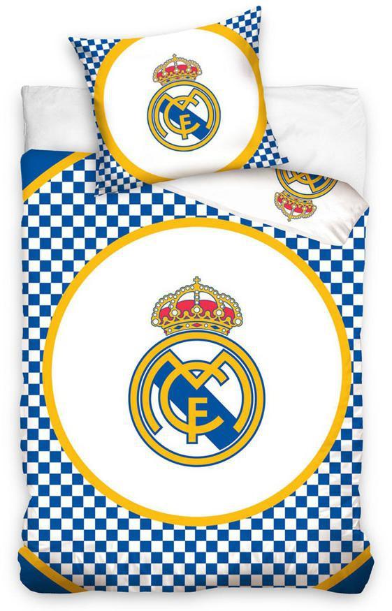 Povlečení Real Madrid znak 140x200