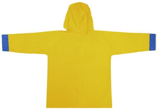 Pláštěnka Mimoni žlutá 6 let