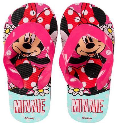 Žabky Minnie Mouse 34