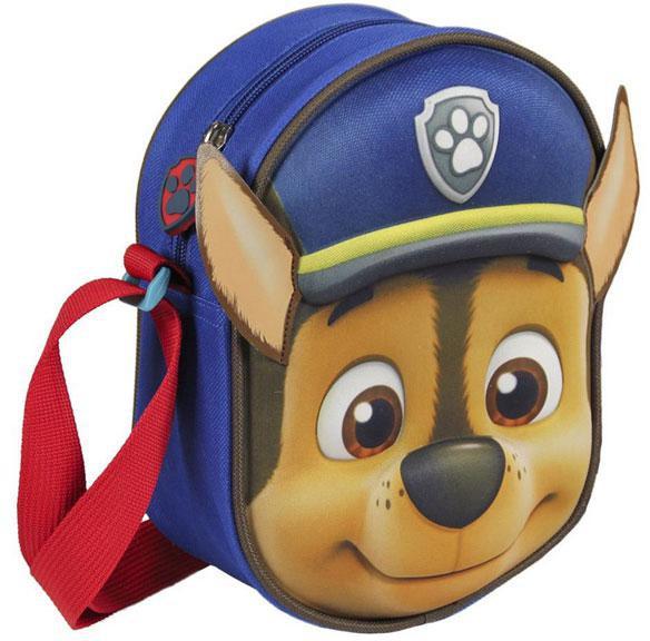 Taška na rameno 3D Paw patrol Chase