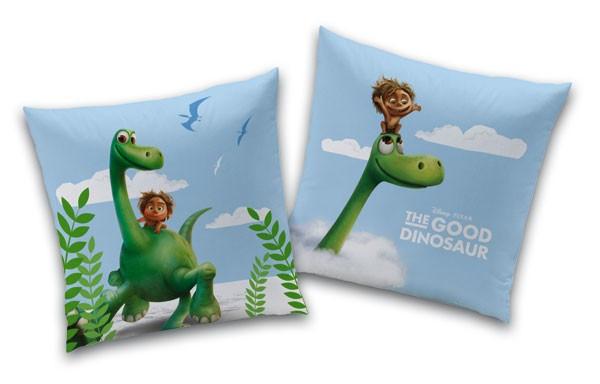 Polštářek Hodný Dinosaurus Arlo 40x40 cm