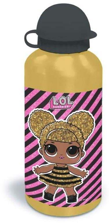 ALU láhev LOL Gold 500 ml