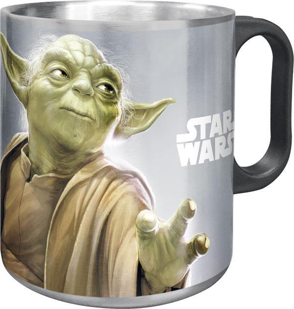 Alu hrnek Star Wars Yoda