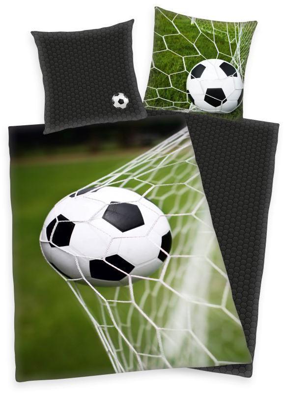 Povlečení Fotbal 140x200, 70x90 cm