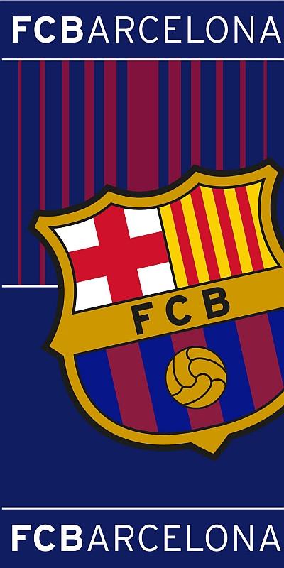 Osuška FC Barcelona 237 (05) 70x140 cm