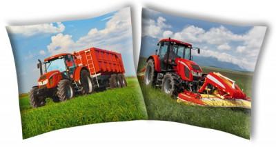 Povlak na polštářek Traktor Zetor 3 35x35