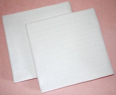 Látková tetra plena bílá 70x70 cm